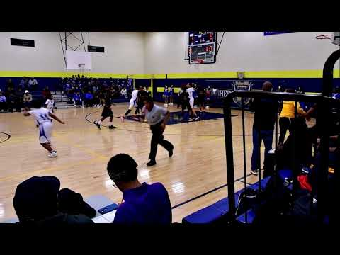 CMIT Academy Vs Walker Mill Middle School - Girls Middle School Basketball Tournament