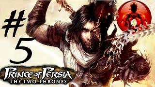 Прохождение Игры Принц Персии - Два Трона Часть 5: Рынок Взаимная Помощ и Бордель!!!