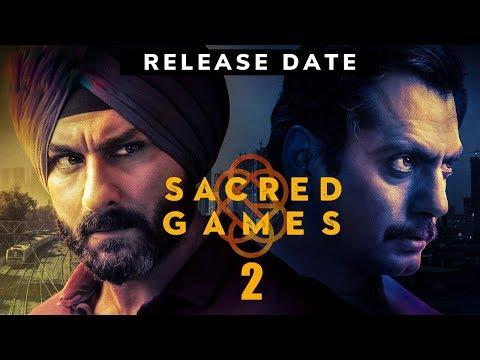 Sacred Games 2 Release Date - Saif Ali Khan, Nawazuddin Siddiqui Mp3