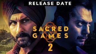 Sacred Games 2 Release Date - Saif Ali Khan, Nawazuddin Siddiqui