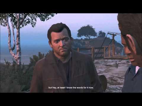 GTA 5 Best Ending C (+Credits) The Setup