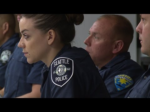 Before the Badge: The stories of Seattle's aspiring police officers