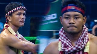 ផល សោភ័ណ្ឌ Vs (ថៃ) ឃុំផេត, Phal Sophorn Vs (Thai) Khumpetch, 25/November/2018, BayonTV Boxing