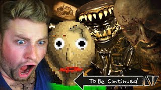 Ultimate To Be Continued Meme Horror Game Edition Challenge - Compilation [Part 2]