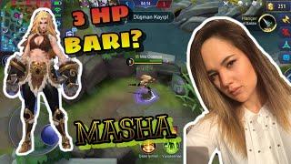 Yeni Kahramanımız Masha'yı denedim - Alınır mı? Mobile Legends