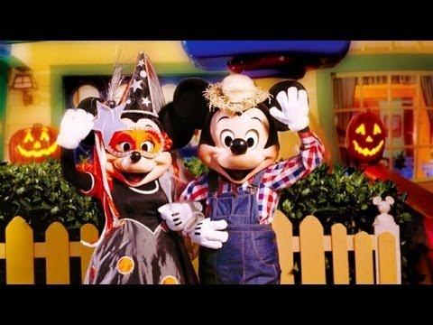 2016 mickeys boo to you halloween parade at walt disney world in hd - Disney Halloween Orlando