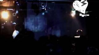 09.02.01に行われたNAMiDAの自主企画「セツナイト#2」でのライブ模様。