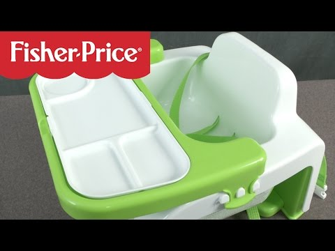 Fisher-Price Grow-With-Me Portable Booster From Fisher-Price