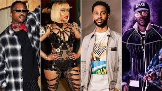 Celebs React To Pusha-T Disrespectful Diss To Drake (ft. 50 Cent, Wendy Williams, 40, Dad & More)