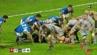 RUGBY: Georgia vs Samoa (17 Nov 2018)   რაგბი: საქართველო - სამოა 27:19 (Full Highlights)