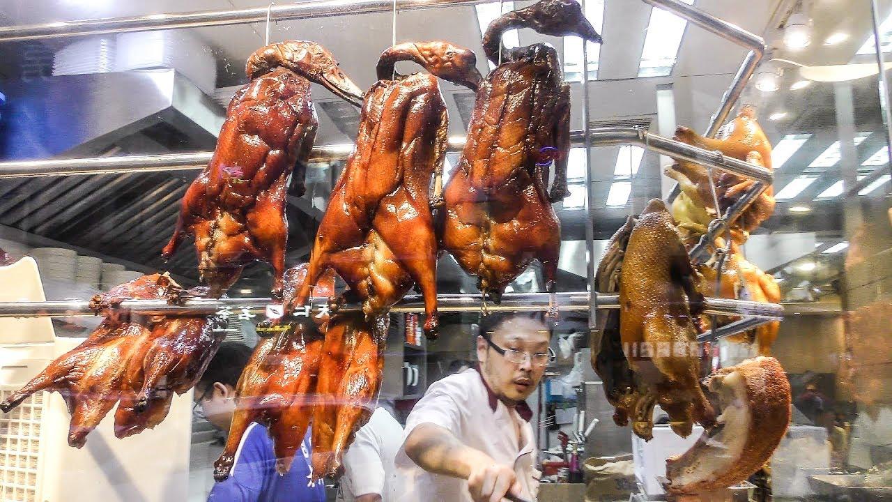 Fresh Market Meat Sale