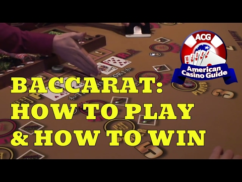 Video Craps casino game