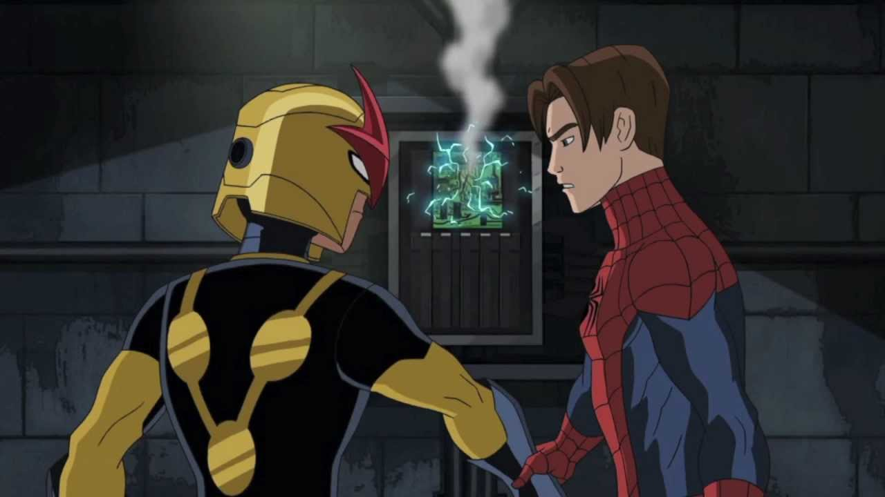ultimate spider man season 3 episode 20