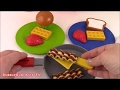Learning toys for Preschool Babies and Toddlers!  Teaches kids Breakfast foods and Healthy Eating