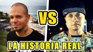 TEMPO VS RESIDENTE CALLE 13 | THE WHOLE HISTORY AND ANALYSIS