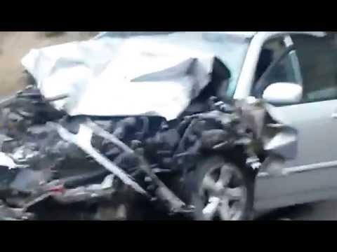 ACCIDENTE EN LA CARRETERA CENTRAL(MATUCANA).