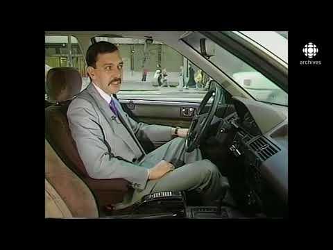 Reportage Sur La Téléphonie Cellulaire, 1989, Radio-Canada
