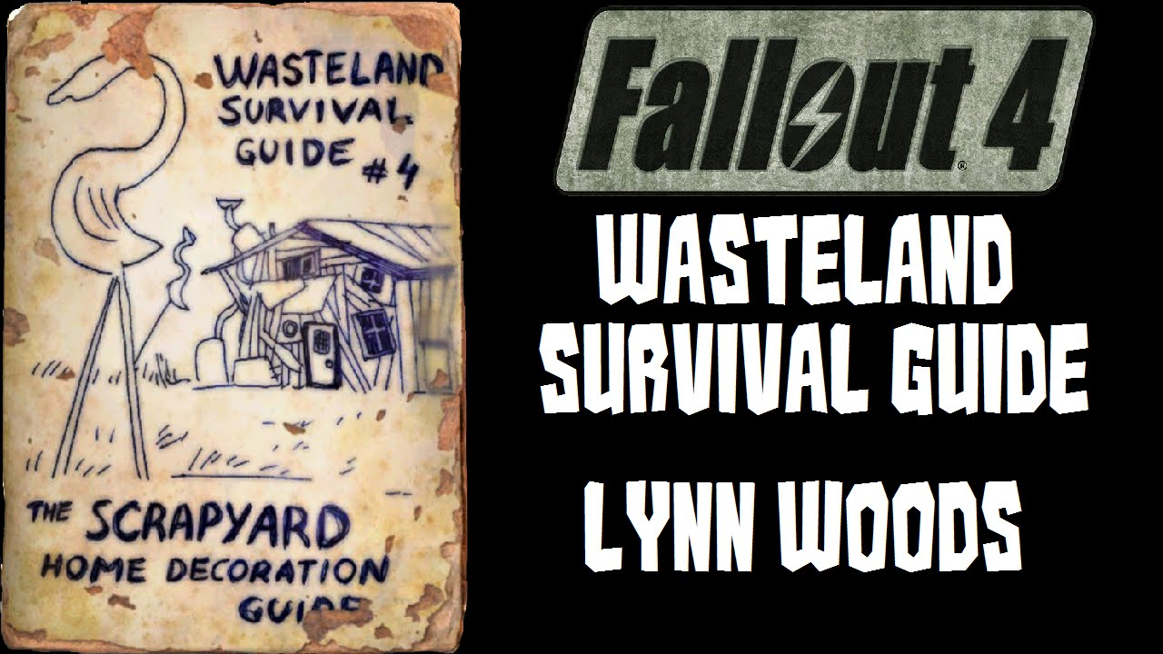Fallout 4 Wasteland Survival Guide In Lynn Woods