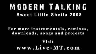 Modern Talking - Sweet Little Sheila 2008