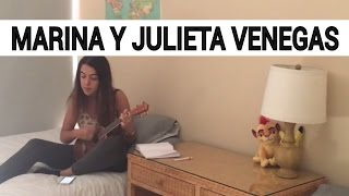 OLGA EN MÉXICO | MARINA CANTA A JULIETA VENEGAS | ANTONIO SE VA DE CASA |   Vlogs Diarios #234