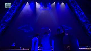 Hard Bass 2015 - Team Blue DJ set