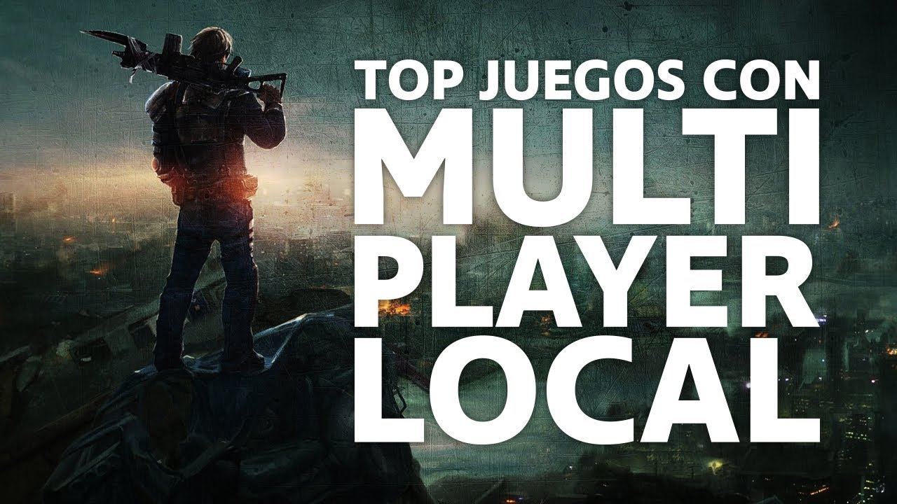Top 8 Juegos Multiplayer Local Ps4 Xbox One Switch Pc Youtube