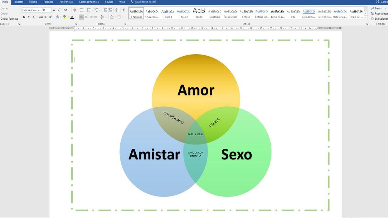 medium resolution of tutorial como hacer un diagrama de venn en word