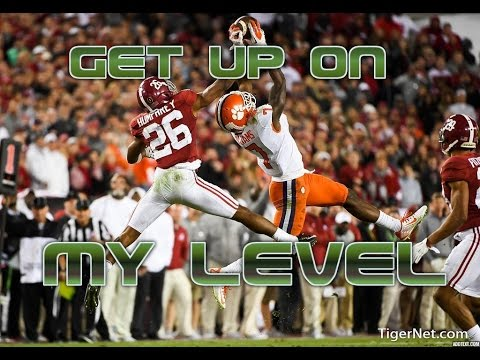 Mike Williams Career Highlights ''Get Up On My Level''