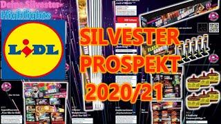 Lidl feuerwerk/silvester prospekt 2020 ...