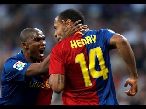 Real Madrid vs Barcelona 2   6 Full Match La Liga 2 5 2009 HD 1