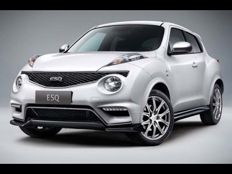 2016 Nissan Juke >> New Crossover Infiniti ESQ or Nissan Juke 2016, 2017 - Review - YouTube