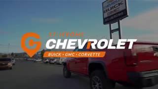 Centre de Liquidation GM / St-Jérôme Chevrolet Buick GMC Corvette