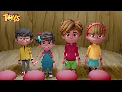 İngilizce Çocuk Şarkıları Klipleri! İstanbul Muhafızları! Kids Songs and Clips!