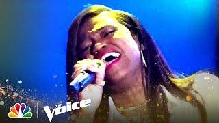 Jasmine Mills Performs \