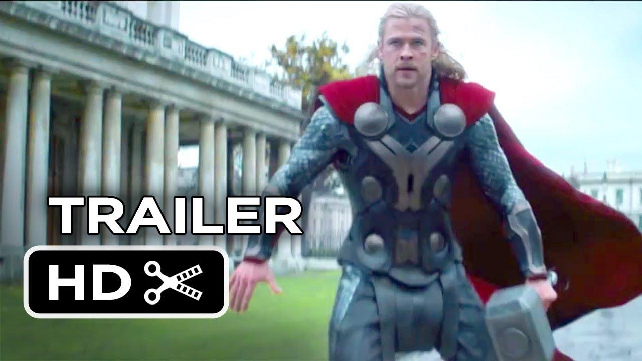 thor: the dark world official trailer #2 (2013) - chris hemsworth