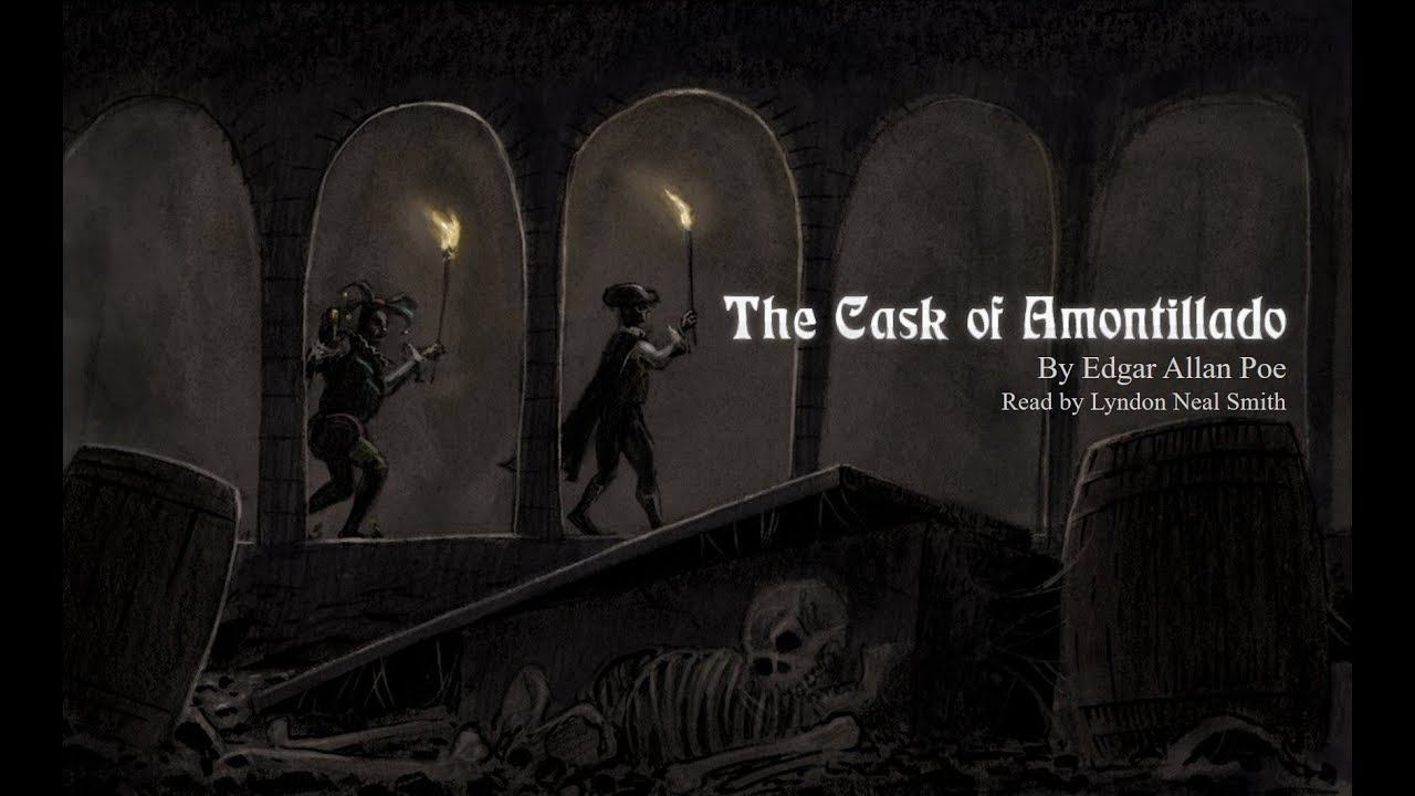 the descriptive the details in cask of amontillado by edgar allan poe Edgar allan poe's short story the cask of amontillado the cask of amontillado by edgar allan poe use of description to create the mood of danger/gloom.