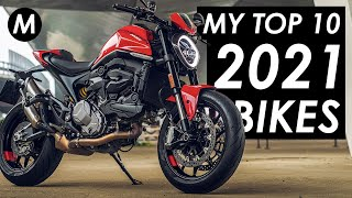 10 New Motorcycles I Can't Wait To Ride In 2021
