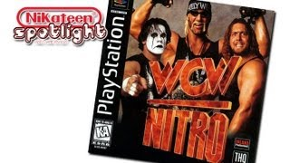 Spotlight Video Game Reviews - WCW Nitro (Playstation)
