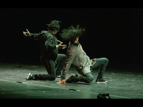 City Dance : Spring Onstage 2015 | LES TWINS official video