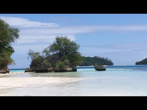 Un paseo por las islas Palaos (a walk through Palau islands)