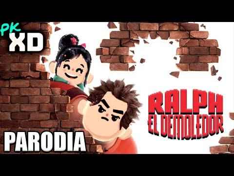 """RALPH EL DEMOLEDOR """"LA PELICULA"""" en PK XD (PARODIA) 🐸 SIMBA"""