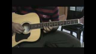 sajni solo guitar tutorial.wmv