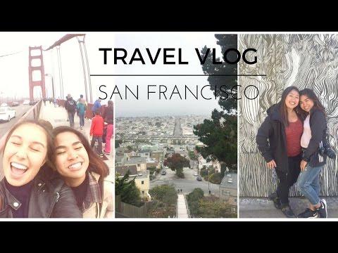 TRAVEL VLOG l SAN FRANCISCO
