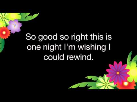 Rascal Flatts-Rewind Lyrics