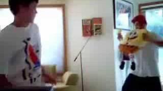 Soulja Boy Pimp Slap Dat Hoe Fight FUNNY