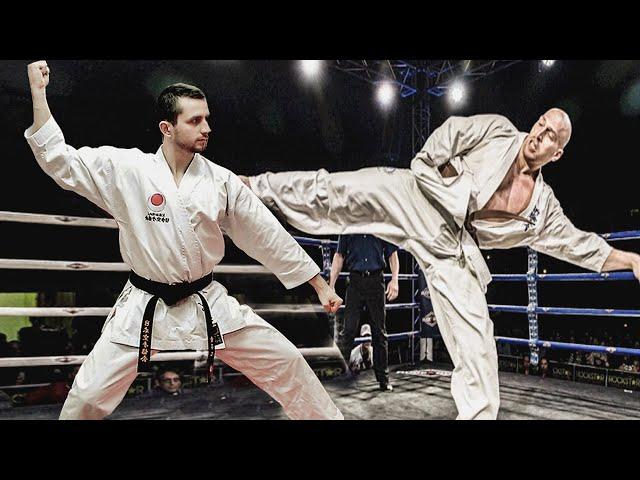 Shotokan vs Kyokushin - Motivational Video