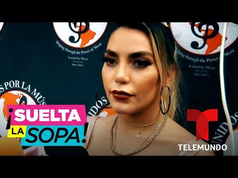 Frida Sofía manda a Ninel Conde al psiquiatra, todo por un hombre | Suelta La Sopa