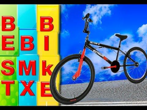 BEST BMX BIKES | X rated Quarter BMX Bike
