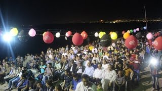 مهرجان تكريم طلاب بلدة حاتم الناجحين بالثانوية العامة 2015