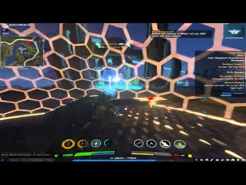 Firefall PvE Accord Skydock Cargo Ship Defense Failure